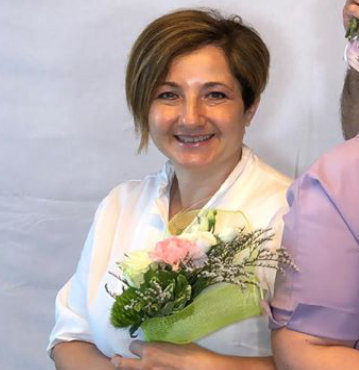 Dottoressa <br /> Stefania Colitti
